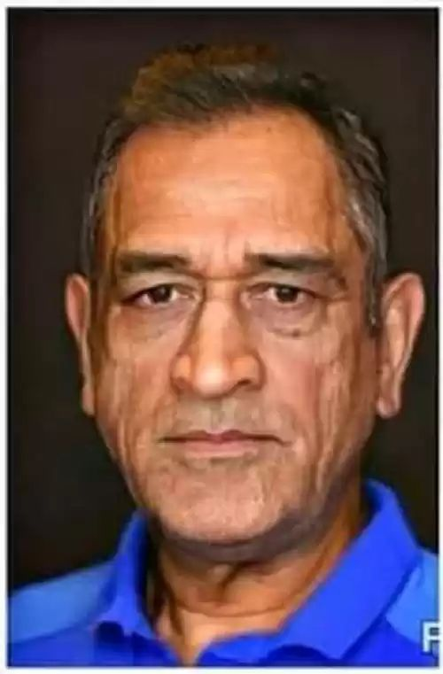 @msdhoni  After 50 Years of age. #faceappchallenge  #mahendrasinghdhoni #Dhoni  #DhoniInBillionHearts  #DhoniForever  #dhoniretires #BCCI  #CWC19