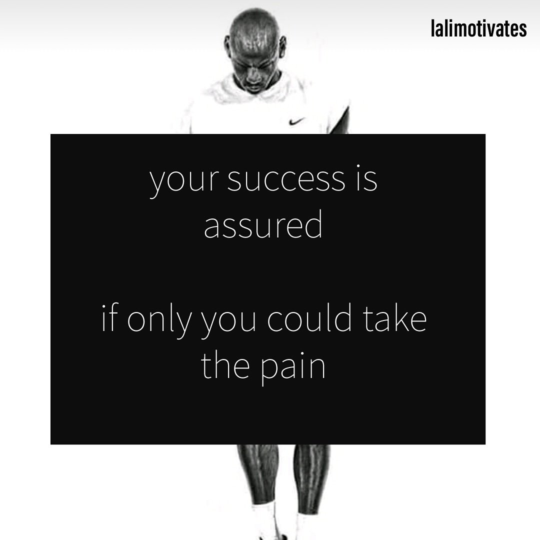 Once you know your pain leads you to your greatness. It's worth going through it.   Share your thoughts.. ----- #lalimotivates #personal #fitness #sports #students #millionaires #greatness #pain #worth<br>http://pic.twitter.com/FZFu5eF1QR