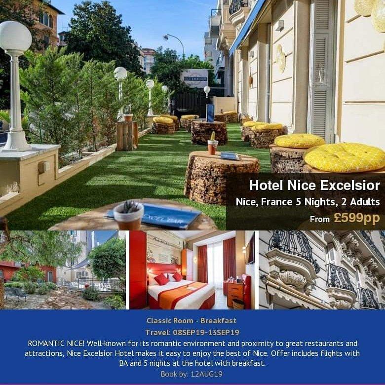 Play Nice In Nice France Romantic Nice Hotel