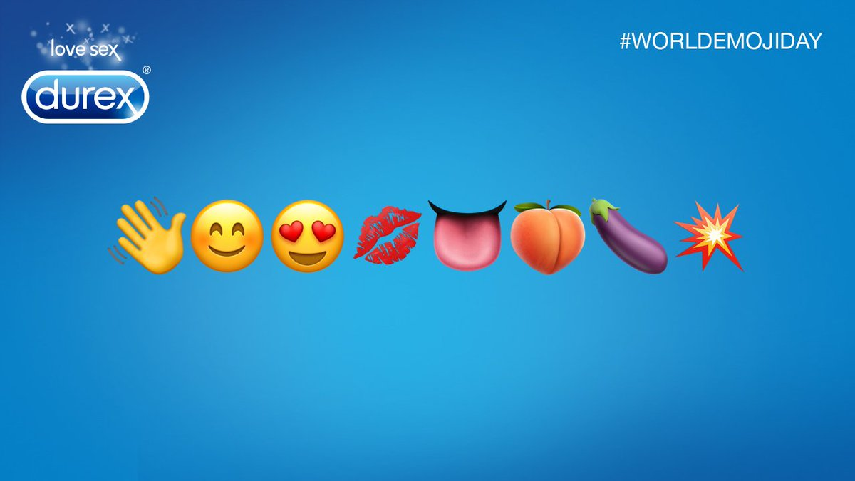 This #WorldEmojiDay we want you to reply and tell us your sauciest stories using only emojis. 😏 And go! 👇