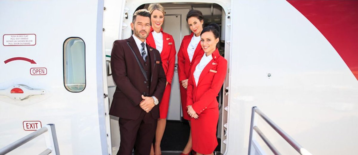 Cabin Crew recruitment is now open! Were recruiting for our Apprenticeship scheme (virg.in/weE) as well as those who have established wings (virg.in/wea). The Virgin Family awaits... ✈️❤️