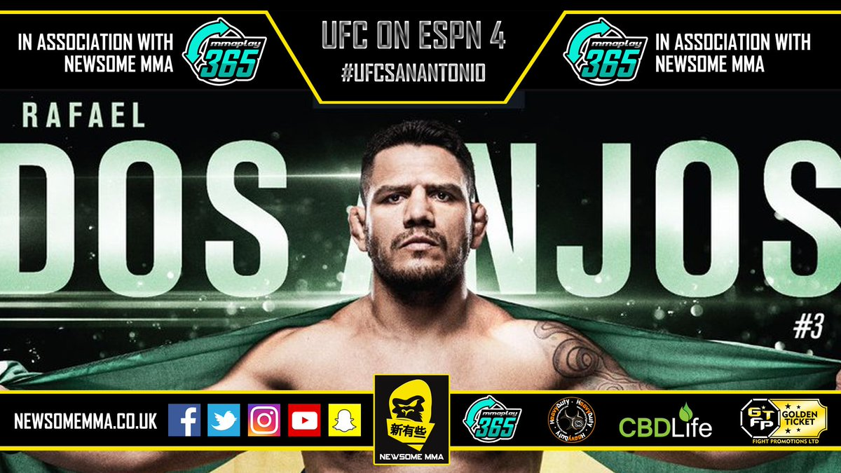 🎙️ UFC San Antonio Podcast  The #UFCSanAntonio episode of The Newsome MMA Podcast, in association with @mmaplay365 is out now!  🎧 Listen here: https://bit.ly/2XSsRgJ  Also available on: ⏯️ YouTube ⏯️ SoundCloud ⏯️ Spotify ⏯️ ITunes