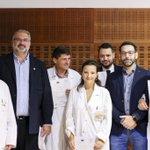 Image for the Tweet beginning: La @ClinicaCEMTRO renueva sus certificados