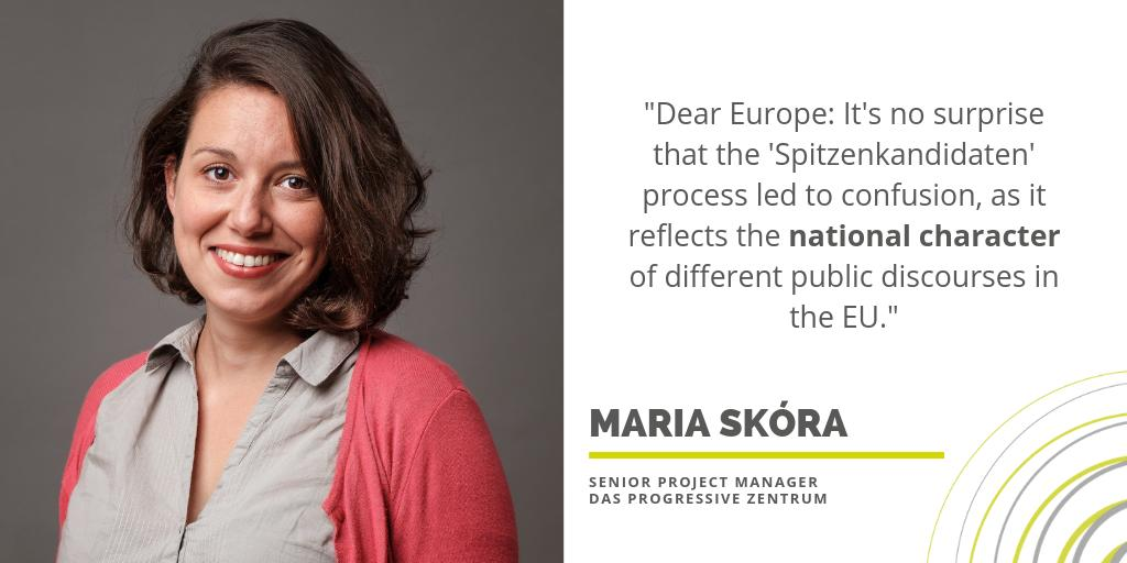 How #European was the #EuropeanElection 2019?  Our new #discussionpaper on the election campaigns in France, Germany & Poland shows that we need a Europeanised public sphere to avoid conflicts like the #Spitzenkandidaten process.   👉  http://www.progressives-zentrum.org/wp-content/uploads/2019/07/The-European-Election-2019_A-Comparative-Outlook.pdf…  #vonderLeyen