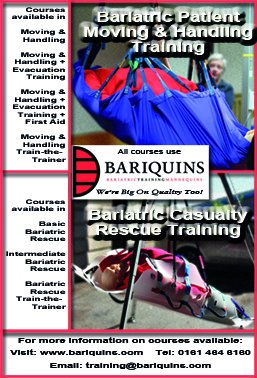 Bariquins for #Bariatric #Casualty #Rescue & #Patient #Moving & #Handling #Training from basic to Train-the-Trainer level. See bariquins.com/training/ #Fire #Paramedic #Ambulance #Nursing #Police #Firefighters #Hospital #BariatricTraining #Extrication #RTC #SAR #HART #Obesity