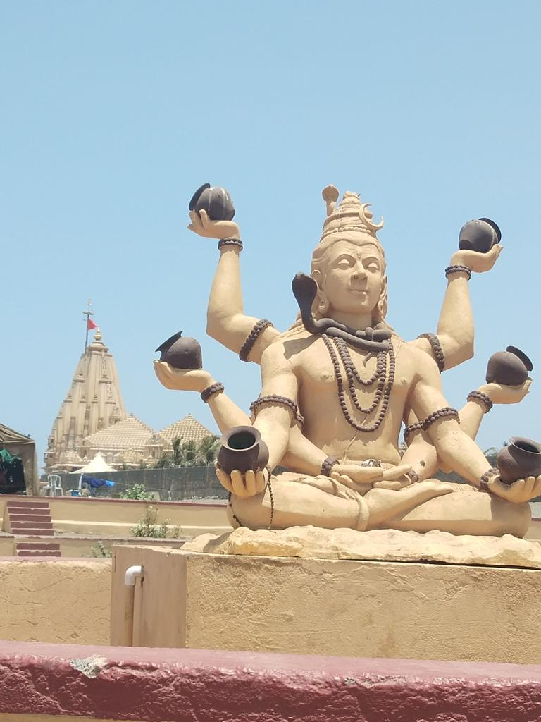 Shri somnath jyotirlinga  Gujrat  Om namah shivaay #MahadevTwitter  #Mahadev  #MahadevTwitter  #gujrat  #somnath