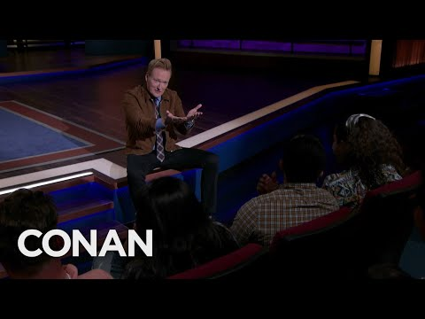 Kumail Nanjiani Can't Make It #To #CONAN - #CONAN on TBS http://sharewww.com/pkxyn