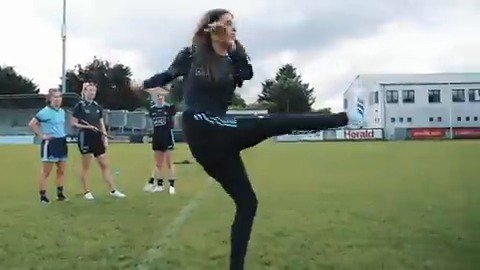 Intersport Elverys put some challenges to the @dublinladiesg and @CamogieDublin players. Find out how they got on! #PartOfIt Find you county range here 👉 bit.ly/2LVJ5hK