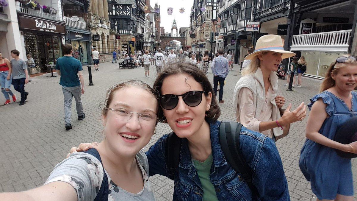 İngiltere-Chester de İngilizce eğitimi alan öğrencilerimiz-2 #ingilteredeegitim #ingilteredeingilizce #yurtdışındaegitim #avrupadaegitim #ingilterededilegitimi https://t.co/A56KMcIQlP