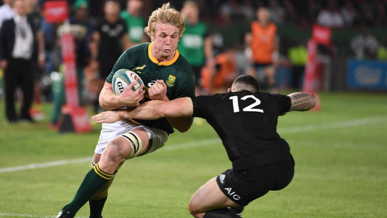 test Twitter Media - 🇿🇦 South Africa: State of play 2019 🏉  South Africa begin their 2019 Rugby Championship campaign by hosting Australia in Johannesburg on July 20, live on Sky Sports 📺  👉 More here: https://t.co/WZGAYcZU8r https://t.co/v9F8VhWE4e