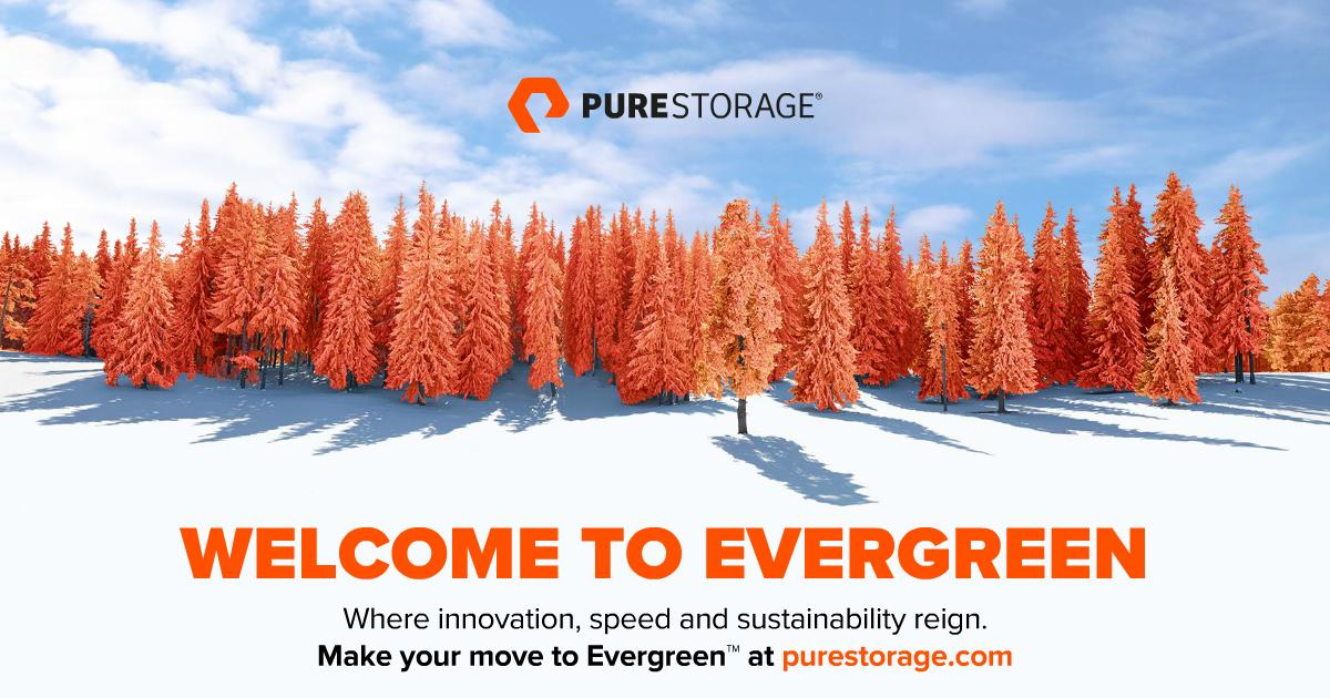 Explore the home of @PureStorage, where innovation, speed, and sustainability reign. #Evergreen purefla.sh/2XZ7sxy