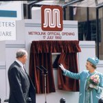 Image for the Tweet beginning: 17th July 1992: The Queen