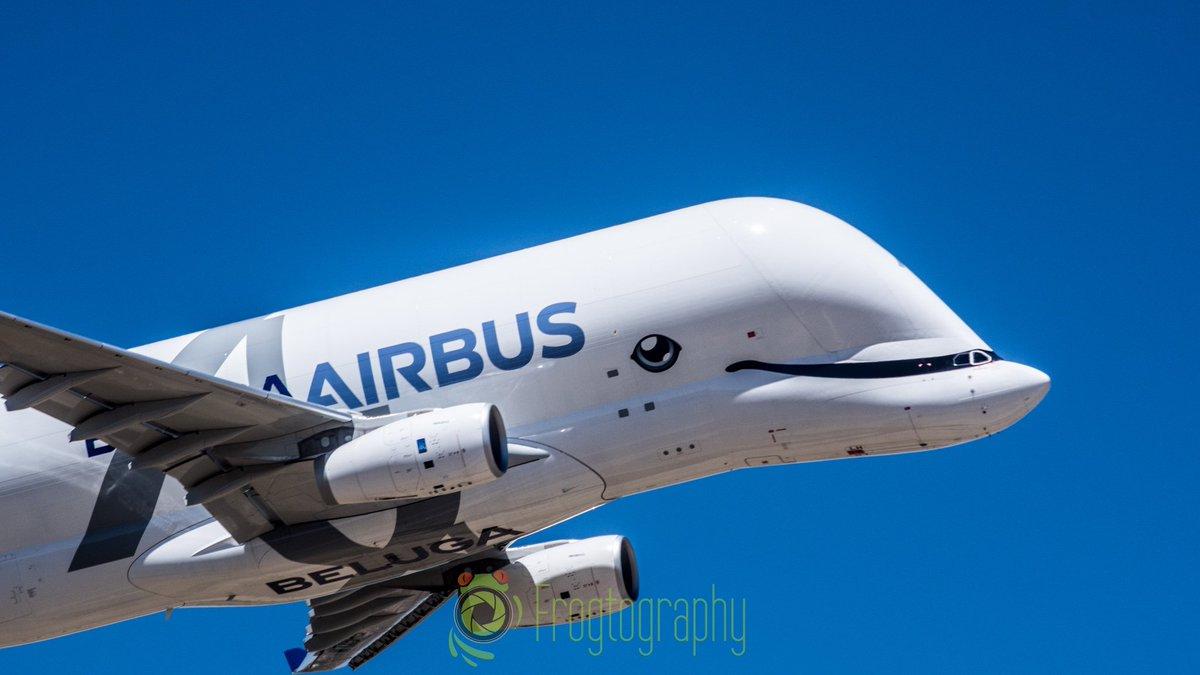#Airbus #BelugaXL