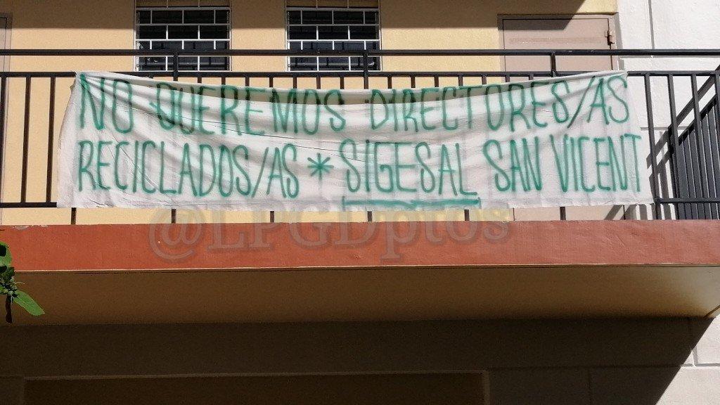 Paralizan labores en hospital Santa Gertrudis, piden a Bukele declare emergencia