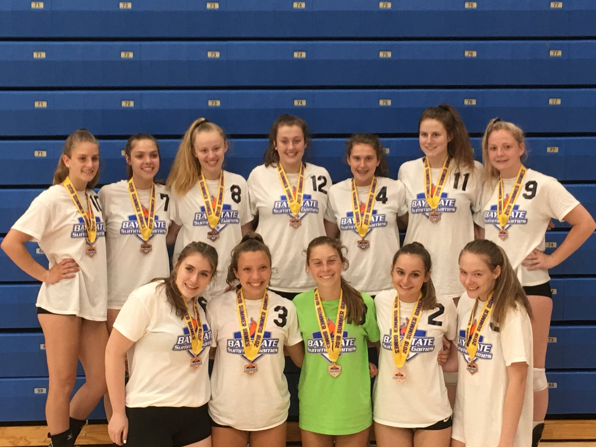 Awesome to see so many members of the TVL competing at the Volleyball Bay State Games this year!<br>http://pic.twitter.com/ZzQBR36Ayt