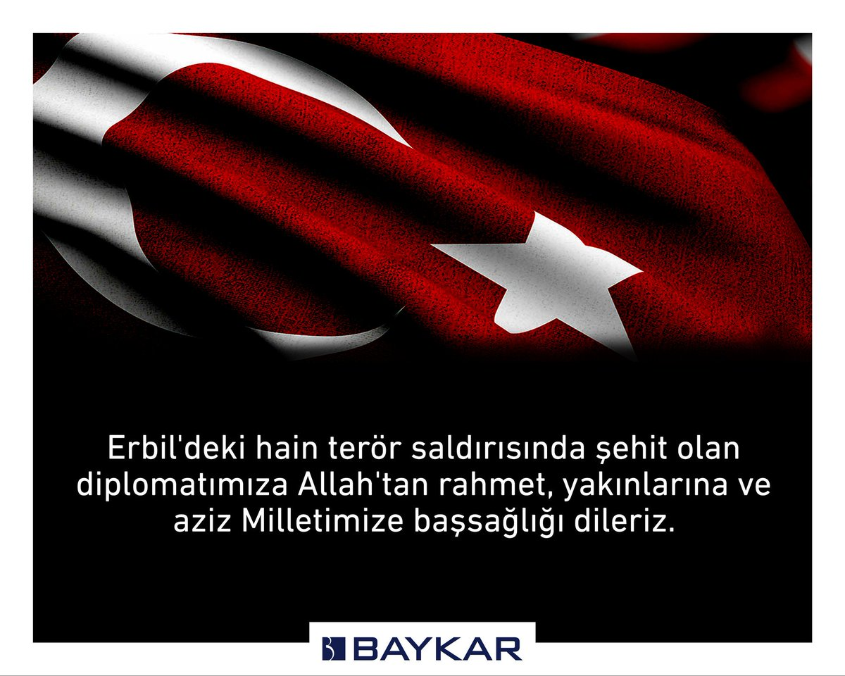 @Baykar_Savunma's photo on Erbil