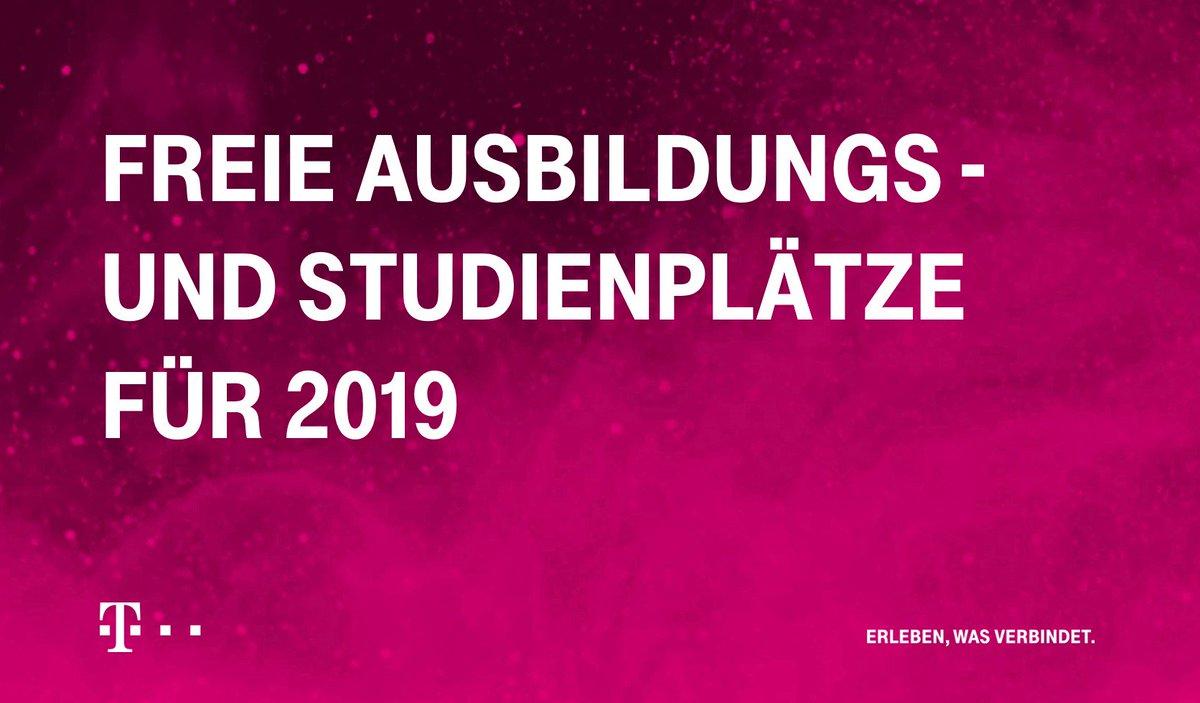 Social Media Post: ++Freie Ausbildungs - & Studienplätze 2019 ++ Hast du bereits Pläne...