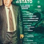 Image for the Tweet beginning: #Strageviadamelio #StragediStato #MandantiEsterni #Viadamelio #StatoMafia