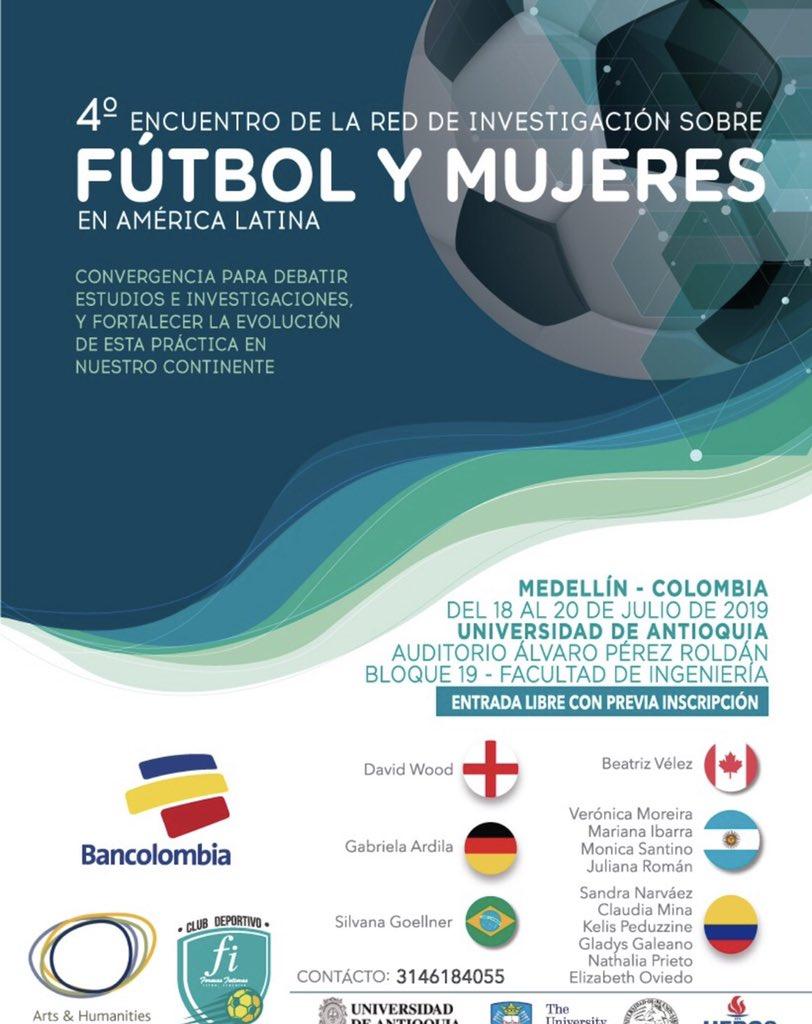 Fútbol y mujeres, en Medellín