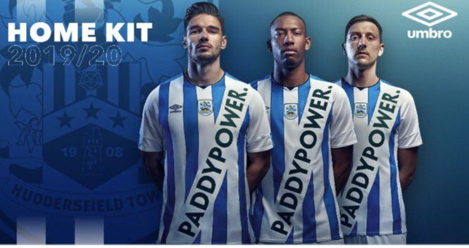 If the new @htafcdotcom shirt is another @paddypower stunt it's very poor form by club and sponsor when gambling sponsorship in football is a serious issue.. and if it's not then even more so.. #Huddersfield