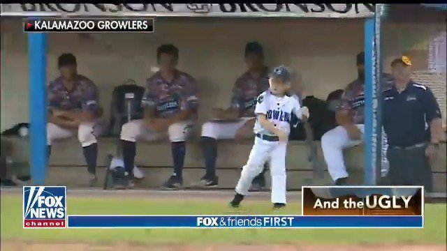 """6-year-old 'Coach Drake' goes viral after he is """"ejected"""" from a game!"""