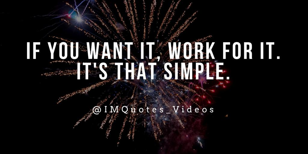 Work hard for what you want.  #WednesdayMotivation <br>http://pic.twitter.com/p85ZLVdaeW