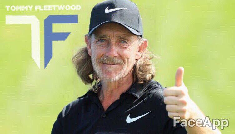 Looking good @TommyFleetwood1 !!!