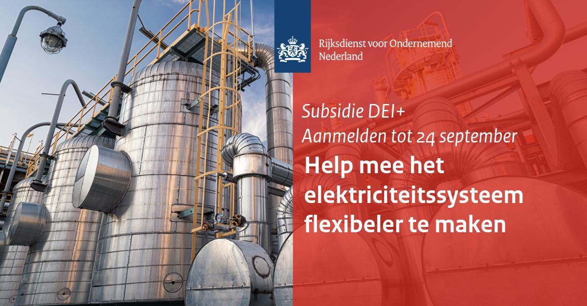 test Twitter Media - Gezocht #innovaties voor productie van groene #waterstof! Kijk eens naar de mogelijkheden van subsidie #DEI+ flexibilisering van het #elektriciteitssysteem https://t.co/fAeXLKdOFg https://t.co/sJr9twtxJd