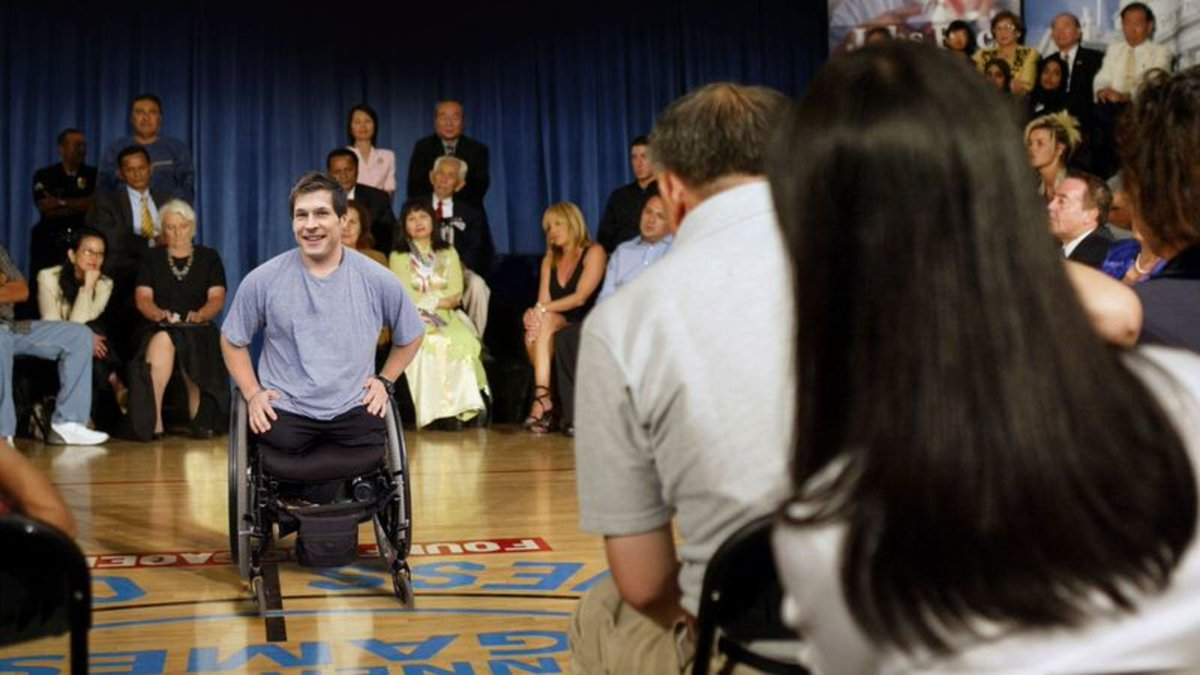 Amputee Inspires Others Not To Lose Limbs https://trib.al/cvDuV6Z