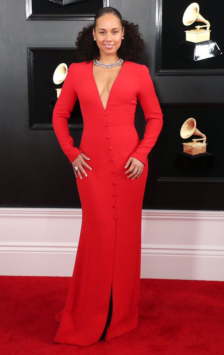 Good morning, Alicia Keys is Emmy nominated. <br>http://pic.twitter.com/cd79JyU8e7