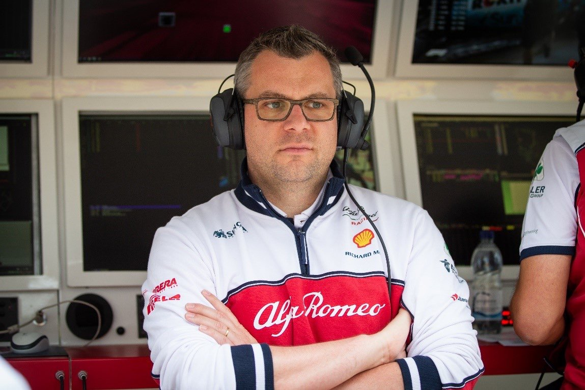 Alfa Romeo Racing appoints Jan Monchaux, Head of Aerodynamics, as new Technical Director, starting from August 1st, 2019.   + info📲http://bit.ly/2LoNuuc    #AlfaRomeoRacing #SauberMotorsport