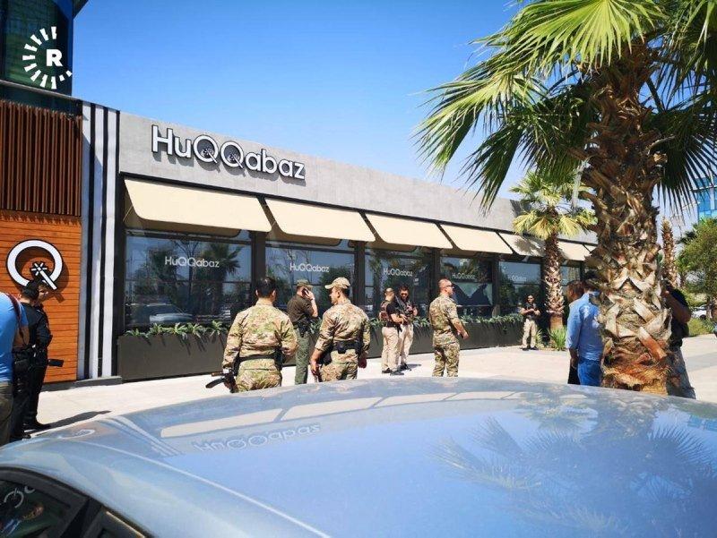 Выстрелы в Эрбиле
