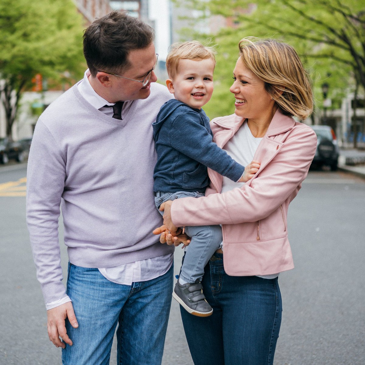 Friends, fans of TODAY host Dylan Dreyer react to her baby announcement