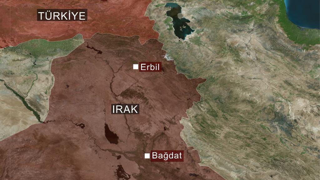 @bbcturkce's photo on Erbil