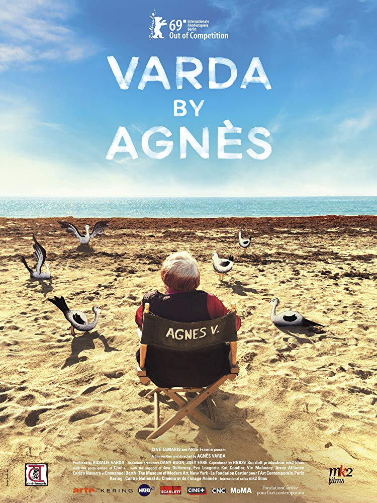"""Review: Varda by Agnès – """"As much about sharing ideas and experiences as it is about artistic reflection."""" Read it here  http:// bit.ly/2Sn0MI1     by @bec_bebop #VardabyAgnes #AgnesVarda <br>http://pic.twitter.com/9a8O4KE6NX"""