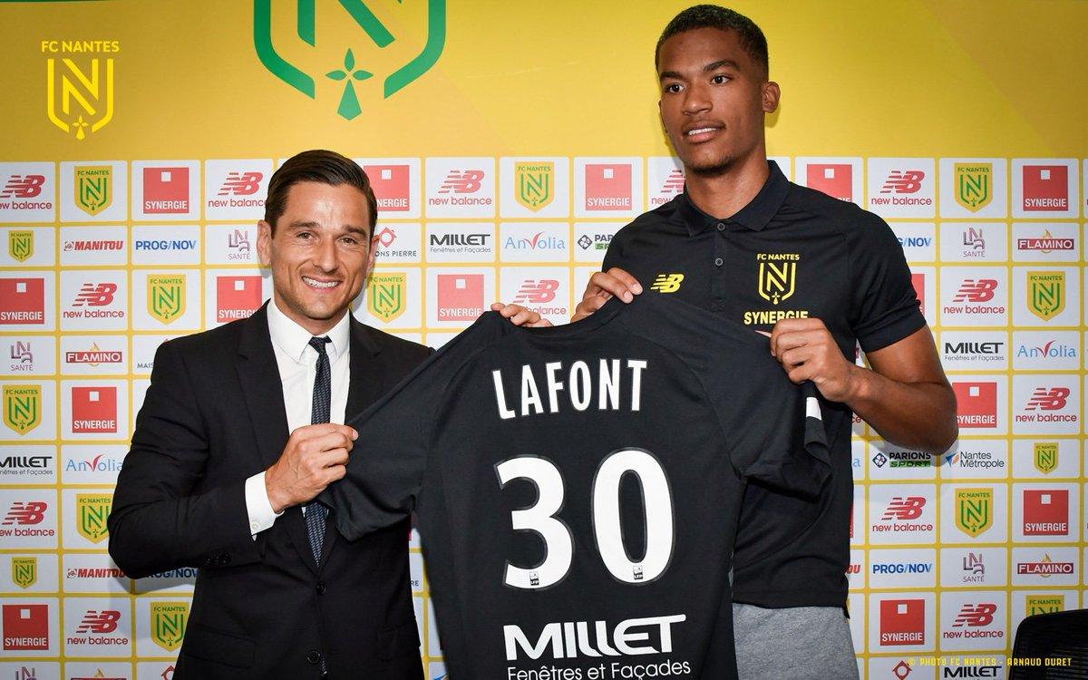 Alban Lafont