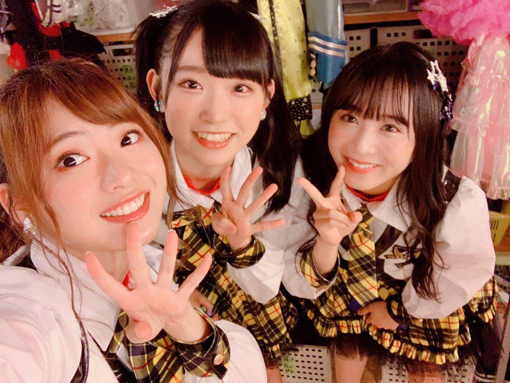 今日はチーム4公演でした💛2019下半期になってから初の公演‼️楽しくてあっという間の公演でした感想はぜひ🤗👉🏻#村山4へ そして、全国ツアーの受付けも始まりました‼️8月20日の💛チーム4ツアー💛ぜひ来てくださいね💕💕#AKB48 #チーム4 #AKB48全国ツアー2019