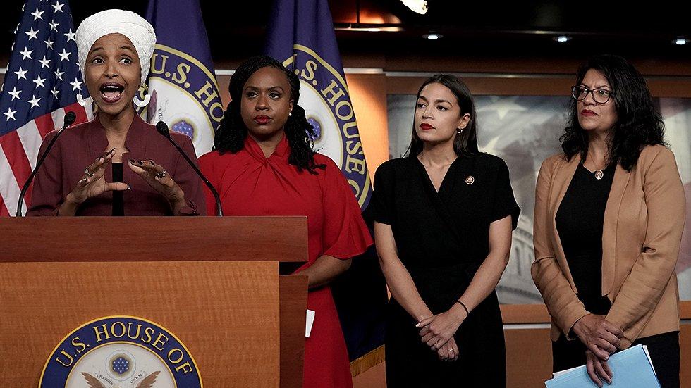 "GOP senator calls Ocasio-Cortez and other freshman congresswomen the ""four horsewomen of the Apocalypse"" http://hill.cm/IWej1Ze"