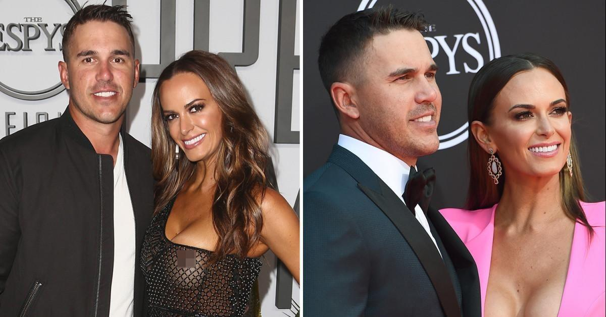 Jena Sims wows in see-through dress and pink outfit as Brooks Koepka wins at ESPYS  https://t.co/X0RwCbjMxw https://t.co/PPJErIsnU1