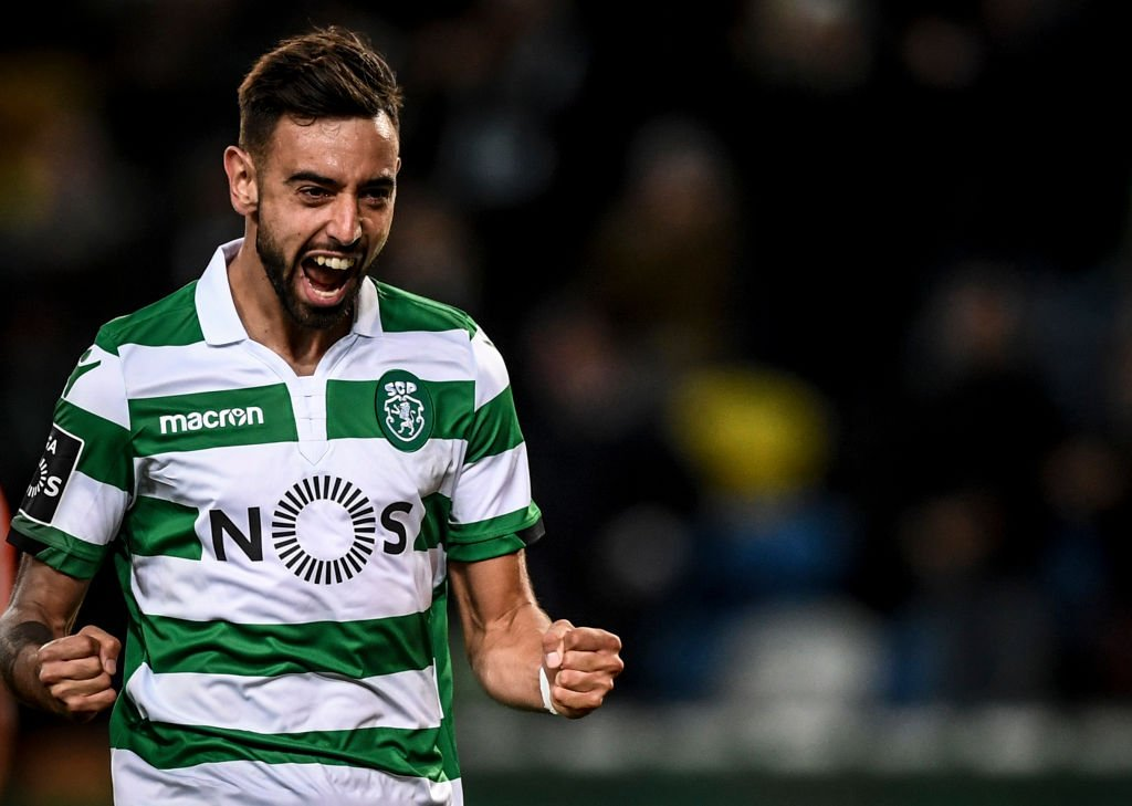 Bruno Fernandes: Had a direct hand in more goals (33 -- 20 goals, 13 assists) than any other player in Liga NOS last season For more player stats -- whoscored.com/Players/123761…