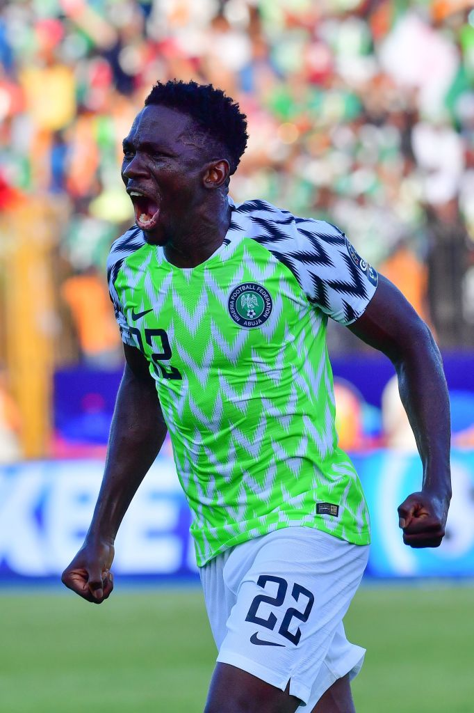 Most interceptions at #AFCON2019 -- 1⃣3⃣ 🇳🇬 Kenneth Omeruo 🇳🇬 🇩🇿 Youcef Atal 🇩🇿 wscrd.co/AFCON
