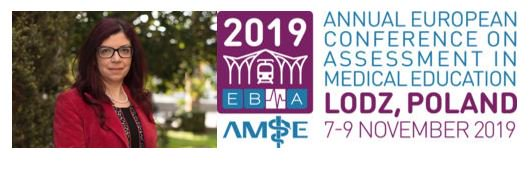 Professor of #Pharmacy Lilian Azzopardi will be discussing #interprofessional #education and #assessment @EBMAorg on 7-9 Nov in Lodz, #Poland. Will you join us? Register here https://bit.ly/30zqOf0  and enjoy the early-bird discount (expires 31st July) @ExeterMed @Adrian1Freeman