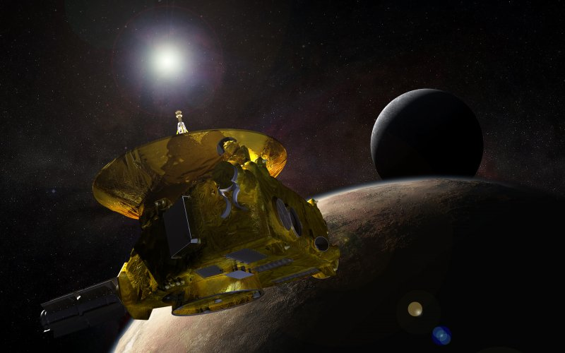 To #Pluto and beyond! 🌑🛰️ Join the New Horizons science team on @Reddit starting at 5pm EDT to ask questions about this historic mission through the Solar System. The journey continues. Ask your questions now! 🔗Link: bit.ly/2O01Ind
