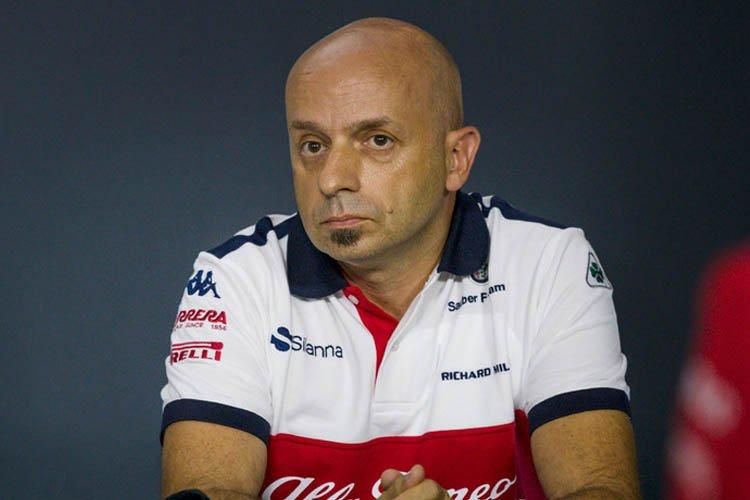 OFICIAL: Simone Resta deja Alfa Romeo y vuelve a Ferrari. #BoxInThisLap #Formula1