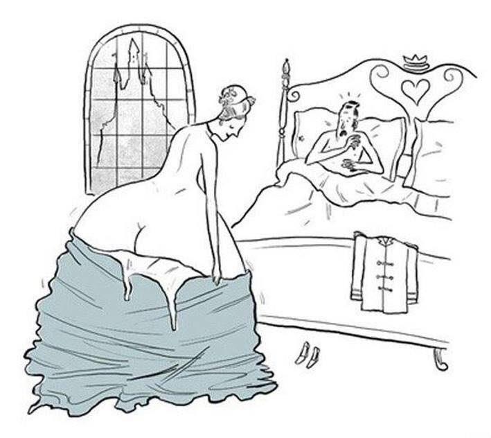 Днем, первая брачная ночь прикольные картинки