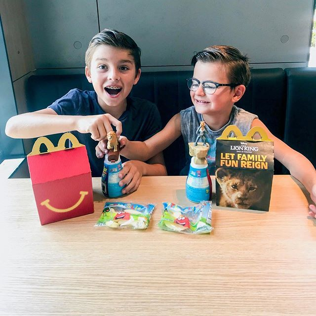 #ad Imagine me in the background holding Wyatt above my head all newborn-Simba-style. 😜🦁 BIG NEWS: Two family favorites, @McDonalds and Disney, have teamed up to bring even more magic to Happy Meals! As part of that, they're bringing the characters f… https://t.co/lt3jATJxm6 https://t.co/hRZTtAnvCL