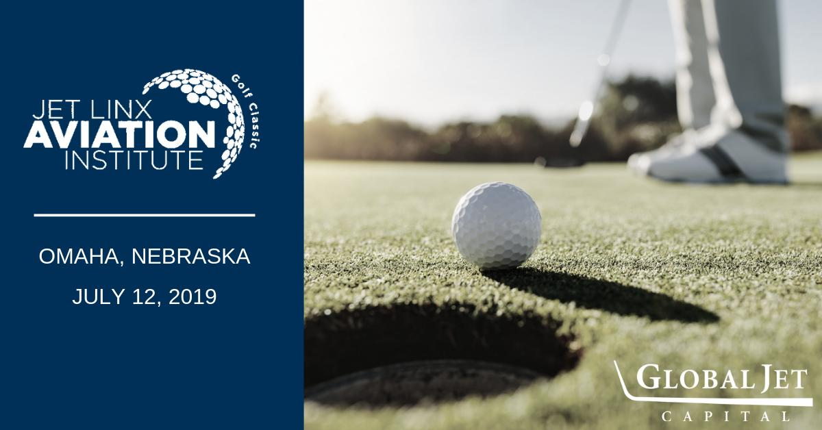 Catch Mike Christie and David Labrecque on the green next week at the @JetLinxAviation Golf Classic in Omaha. We're looking forward to supporting a great cause with a little friendly competition! #bizav #aviation
