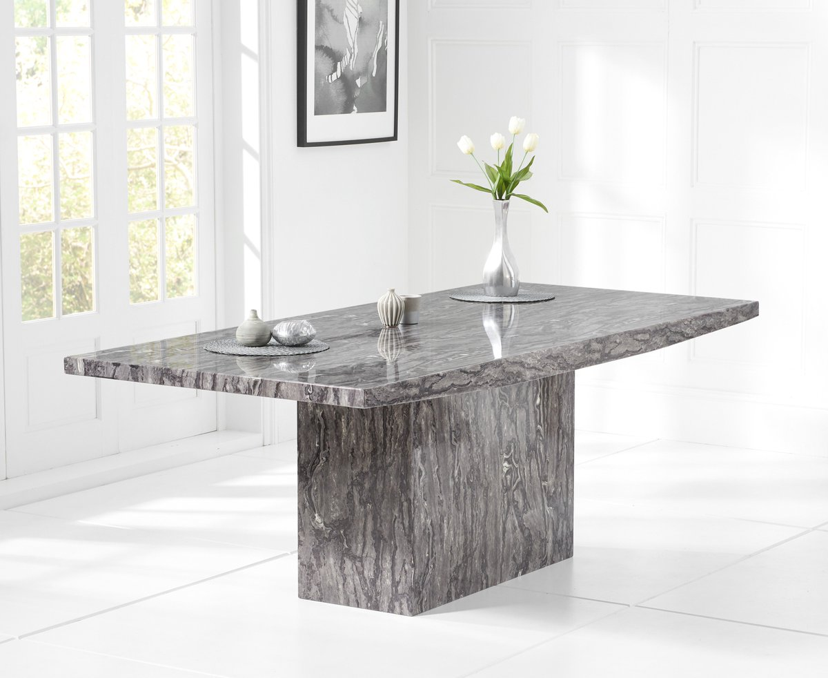 F D Interiors Ltd On Twitter Coruna Rectangular Large 220m Grey Marble Dining Table 965 Largetables Largemarbletables Marble Marblediningtables Tables Diningroom Furniture Https T Co A5ka5kxhcv Https T Co Dsg7joeazi