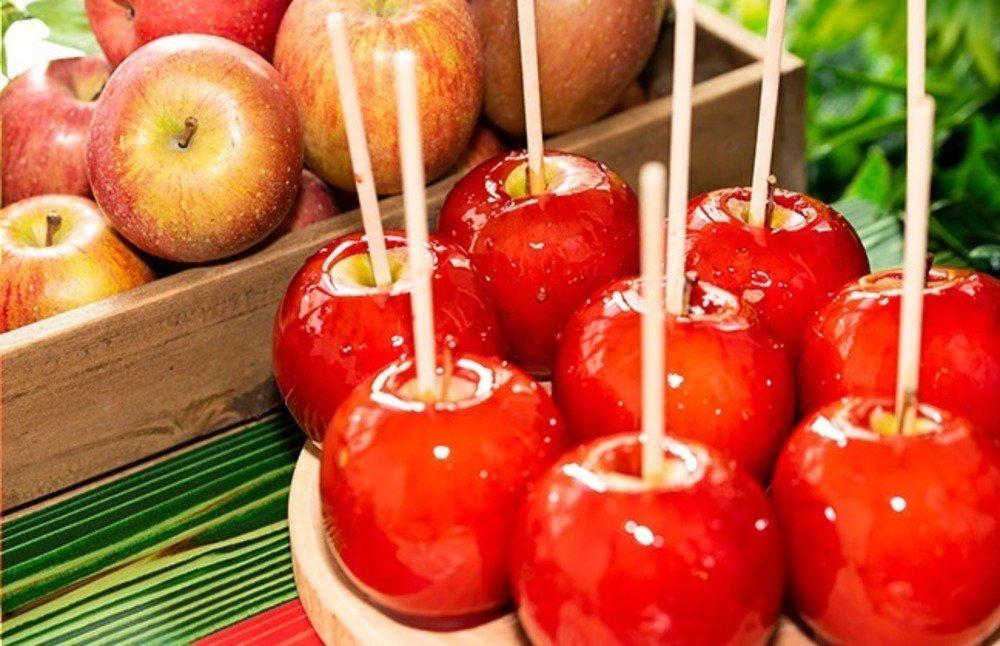 """イタリアンシェフのりんご飴専門店「キャンディ アップル」自由が丘に、毎月""""指定の1週間""""限定オープン -"""
