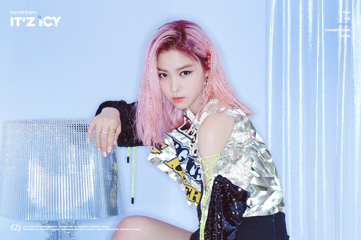 Koreanupdates On Twitter Itzy Ryujin Looks Lovely In
